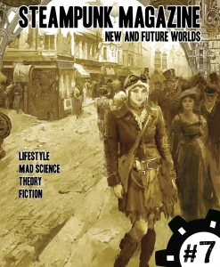 Steampunk Magazine #7