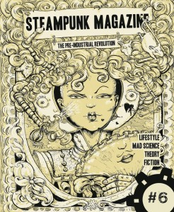 Steampunk Magazine #6